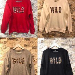Дамска блуза Wild