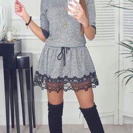 Дамска рокля Анджелина