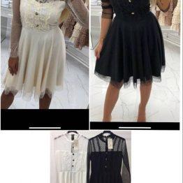 Дамска рокля Ефир