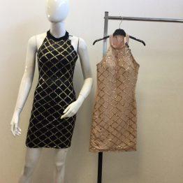 Дамска рокля Парти тайм-1
