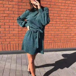 Дамска рокля Уинтър