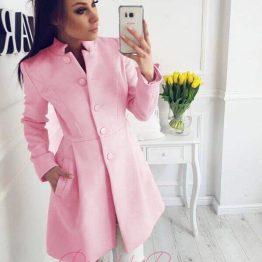 Дамско палто Пинки