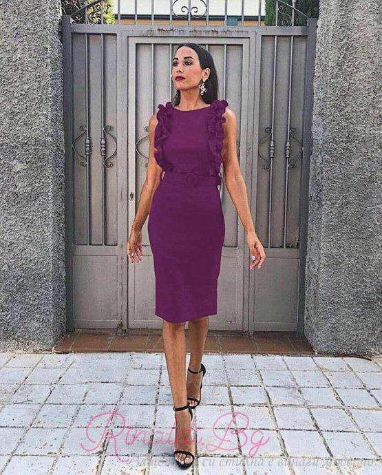 Елегантна рокля Феерия