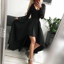Дамска официална рокля Мини