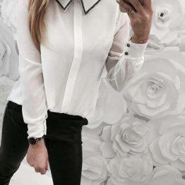 Дамска риза Класик