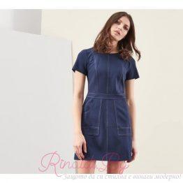Ежедневна дамска рокля Усещане за стил