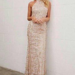 Официална дамска рокля Памела