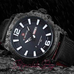 Мъжки часовник Naviforce черен