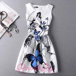 """Дамска рокля """"Бърта"""""""