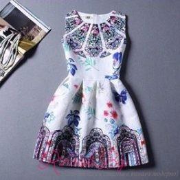 "Дамска рокля ""Берта"""