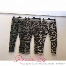 Дамски милитъри панталони