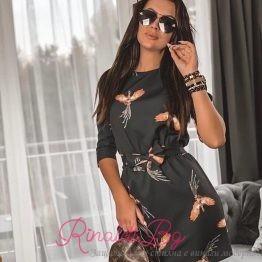 Дамска рокля Феникс