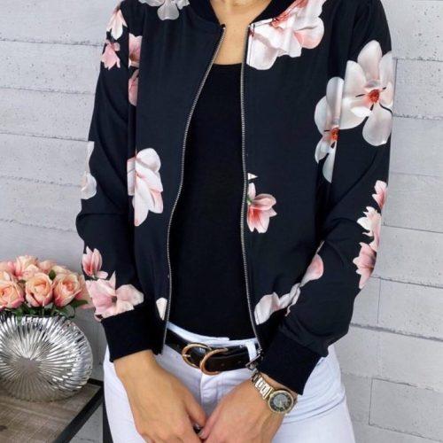 Дамско пролетно яке