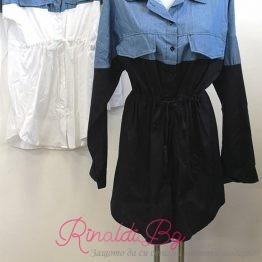 Дамска туника-риза универсален размер