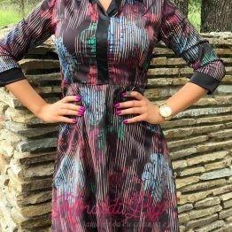 Дамска рокля Лила
