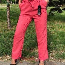 Дамски панталони с панделка