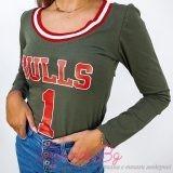 Дамско спортно боди Bulls