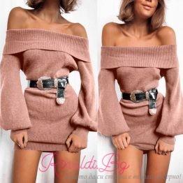 Дамска туника-пуловер