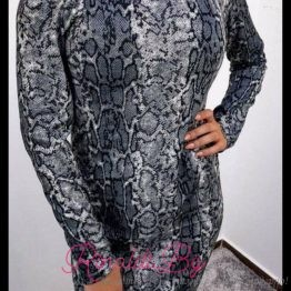 Дамска туника-рокля - Различни видове