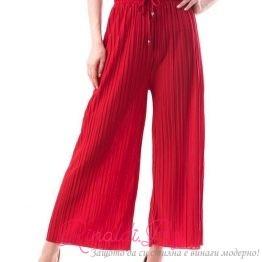 Дамска лятна разкроена пола-панталон