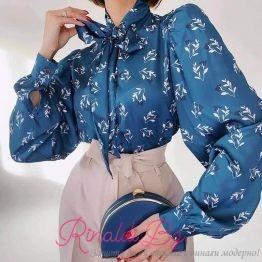 Дамски ризи с панделка